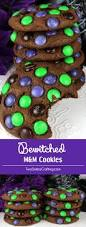 Halloween Cookie Gifts Bewitched M U0026m Cookies Two Sisters Crafting