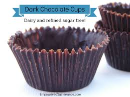 where to buy chocolate dessert cups healthy chocolate cups recipe