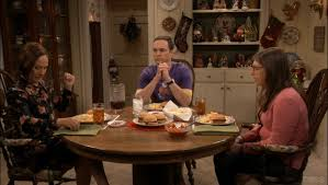 the big bang theory thanksgiving dinner plate archives moshi motif
