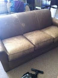 Dye For Leather Sofa Wow Click The Link To See The Before After Hellooo Craigslist