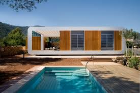 ikea prefab home sophisticated floating modern prefab home inspiration with wooden