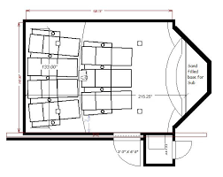 home theater floor plan black ice theater construction page 19 canadian tv computing