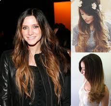 Frisuren Lange Haare Braun by Ombre Haar Ombre Hair Ombre Haar Und Frisur