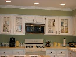 Green And White Kitchen Cabinets Kitchens Cream Cabinets Green Walls 30 Phenomenal Painted