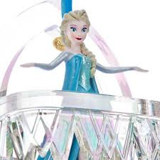 your wdw store disney ornament frozen elsa singing