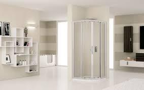 sliding shower screen corner curved lunes r novellini