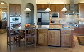 kitchens stylish kitchen with white kitchen island under