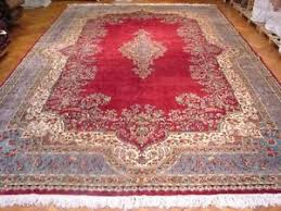 Signed Persian Rugs Signed 13x21 Authentic Old Persian Kerman Rug Perfect Ebay