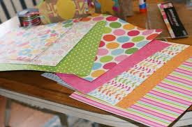 Diy Scrapbook Album Make A Paper Lunch Bag Photo Album Diy Craft This Mama Loves