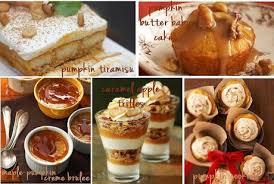 a twist to thanksgiving desserts paperblog