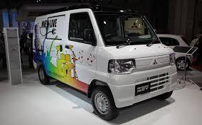 mitsubishi minicab 2016 mitsubishi mirage and concept px miev ii 2011 tokyo motor show
