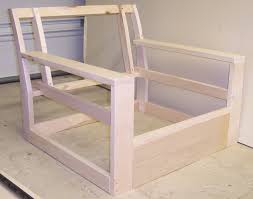 Upholstery Frame 5152 Chair Frame Sillones Exterior Pinterest Woodworking