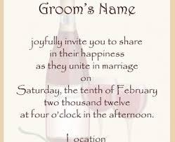 Wedding Invitation Examples Wedding Invitations Examples Wedding Invitations Examples For