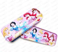 pencil box disney princess pencil box pink 1 priyoshop online