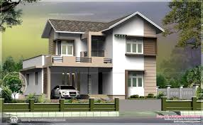Villa House Plans by Indian Villa Plans Cool 1 Bedroom Indian Villa Elevation Kerala