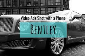 bentley turquoise video marketing trends u0026 tips editmate blog