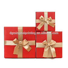 where to buy present boxes different size boutique gift box with lid ribbon bow tie paper