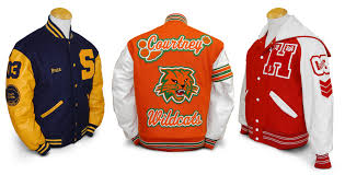 image gallery letter jackets