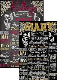 60 things for 60th birthday 1957 birthday board things happening 60 years ago 60th birthday