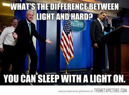 Bill Clinton Meme - inappropriate bill clinton the meta picture