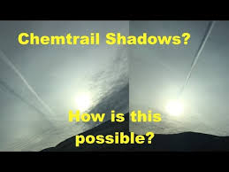 2nd Light 2nd Light Source On Flat Earth Confirmed Chemtrail