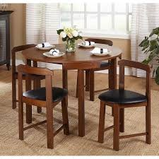 Dining Table Set Of 4 Dining Table Set For 4 Dinner Kitchen Nook Small Room Spaces 5pc