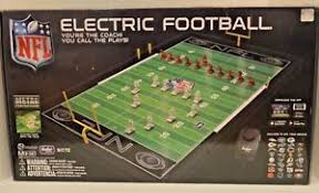 electronic table football game nfl electric football game electronic sports table 85 piece set