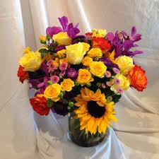 more flowers arrangement