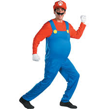 Mario Costume Mr Costume A Mario And Luigi Costume For Every Game Lover