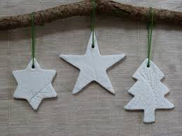 make it leaf embossed air drying clay tree decorations growing