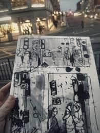 urban sketching part 01