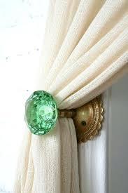 Diy Curtain Tiebacks Diy Curtain Tie Backs Best Curtain Tie Backs Ideas On Curtain In