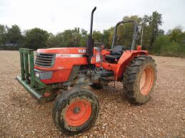 Kubota Model M4700 Tractor 2 7l 5 Cylinder Diesel Engine S N