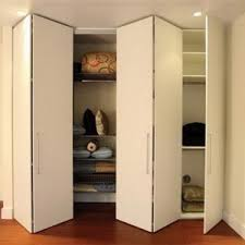 Trifold Closet Doors Bed Bath Awesome Bifold Closet Doors Design For Easier Move