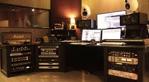 music production studio melbourne brunswick east the black lodge