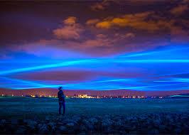 aurora borealis northern lights daan roosegaarde s waterlicht light installation mimics the beauty
