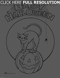 colouring page halloween coloring pages u2013 halloween wizard