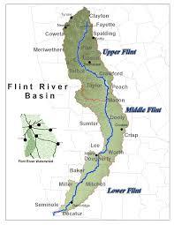 Hartsfield Jackson Airport Map Flint River