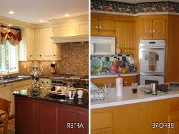 repainting kitchen cabinets before and after wooden cabinets for small kitchen u2013 home design and decor