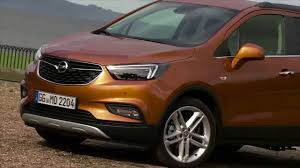 opel mokka price opel mokka x in amber orange exterior design trailer automototv