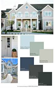 Outdoor Paint Colors by Remodelaholic Exterior Paint Colors That Add Curb Appeal