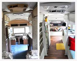 living tiny george and melanie u0027s airstream house tour and