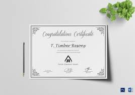 borderless certificate templates word certificate template 44 free download samples examples