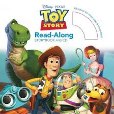 disney storybook cd series toy story 1