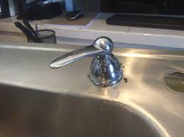 faucet how do i remove the valve stem from a kitchen sink