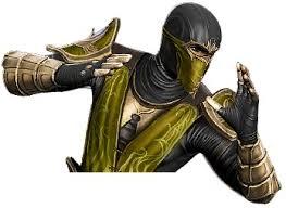 Scorpion Costume Scorpion Alternate Costume By Evanlley On Deviantart