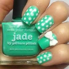 20 best nails with bows images on pinterest pretty nails nail