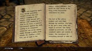 let s read the poison song book i let s read the books of skyrim