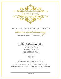Engagement Ceremony Invitation Invitation Letter For Wedding Ceremony Paperinvite