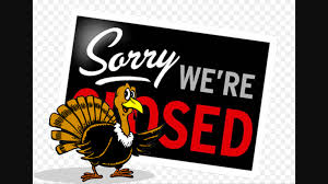 closed for thanksgiving day broken compass brewing